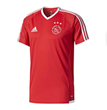 T-shirt Ajax 2017-2018 (Rouge)