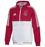 Veste Ajax 2017-2018 (Rouge)