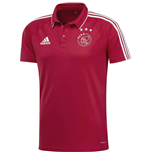 Polo Ajax 2017-2018 (Rouge)