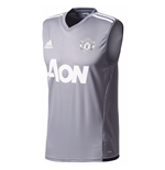 T-shirt Manchester United FC 2017-2018 (Gris)