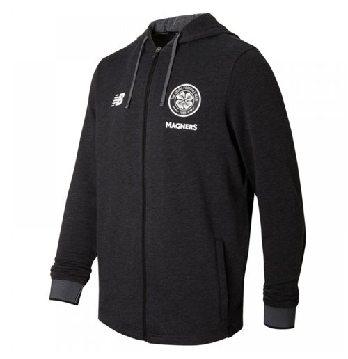 Sweat-shirt Celtic 2017-2018 (Noir)