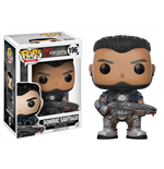 Gears of War POP! Games Vinyl Figurine Dominic Santiago 9 cm