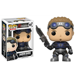 Gears of War POP! Games Vinyl Figurine Damon Baird 9 cm