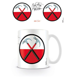 Pink Floyd The Wall mug Hammers
