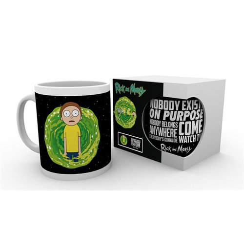 Tasse Rick and Morty - Nobody Exists