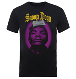 T-shirt Snoop Dogg  pour homme: Beware of the Dog