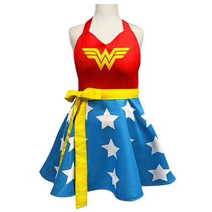 Tablier Fashion Wonder Woman
