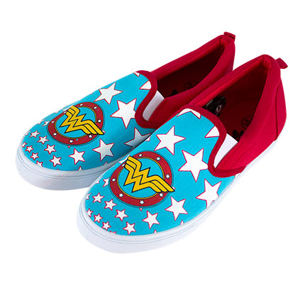 Chaussures Canvas Wonder Woman