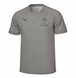 T-shirt Arsenal 2017-2018 (Gris)