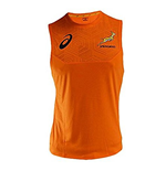 Maillot Fitness Afrique du Sud rugby 2017-2018 (Orange)