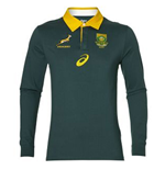 Maillot de Rugby Afrique du Sud Springboks Supporters Home 2017-2018