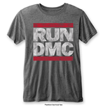 T-shirt Run DMC  pour homme - Design: DMC Logo