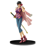 One Piece figurine SCultures Big Zoukeio 6 Tashigi 16 cm