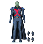 Supergirl figurine Martian Manhunter 18 cm