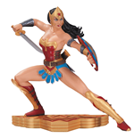Wonder Woman The Art of War statuette Wonder Woman by Jose Luis Garcia-Lopez 15 cm