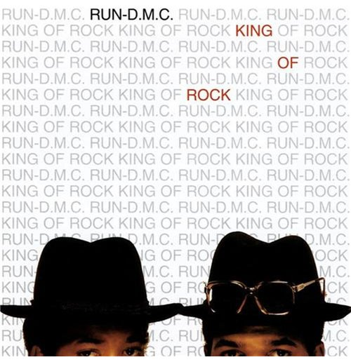 Vinyle Run Dmc - King Of Rock