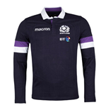 Maillot Écosse rugby 2017-2018 Home