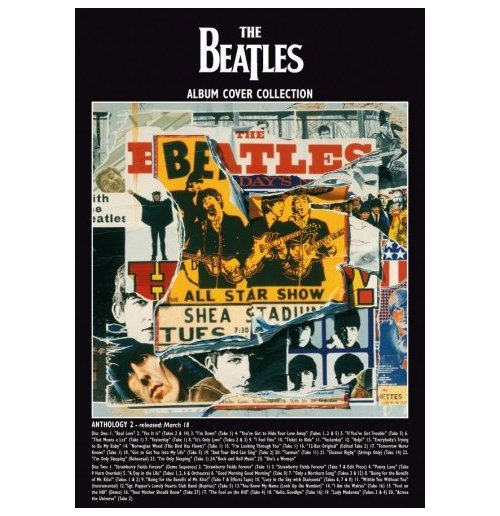 Carte postale Beatles 269229