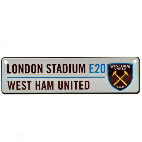 Plaque West Ham United 269259