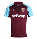 Maillot 2017/18 West Ham United 2017-2018 Home