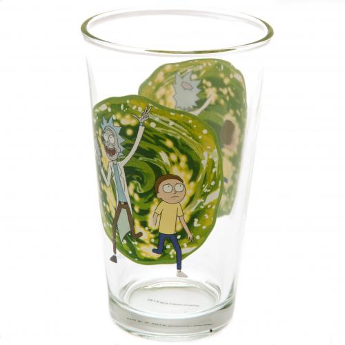 Verre Rick and Morty