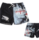 Short de Bain All Blacks - Tongue