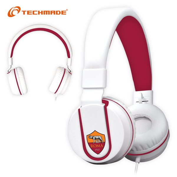 Casque Audio Techmade Multimedia As Rome