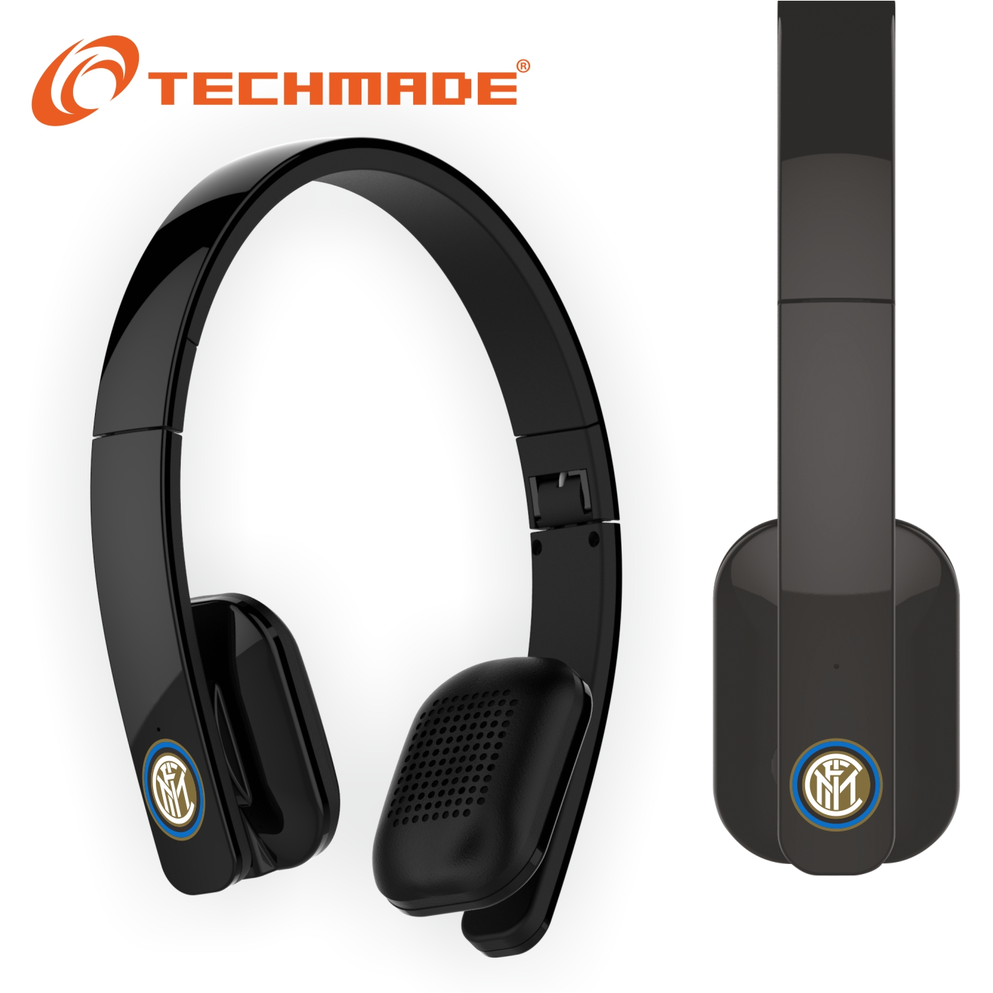 Casque Audio Inter Milan Bluetooth