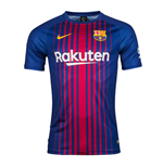 T-shirt Supporters FC Barcelone Home Nike 2017-2018