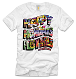 T-shirt Happy Mondays: Pills N' Thrills