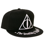 Harry Potter casquette baseball Deathly Hallows