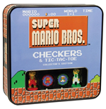 Super Mario Bros. jeu de dames Collector's Edition