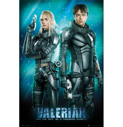 Poster Valérian and the City of a Thousand Planets 269868