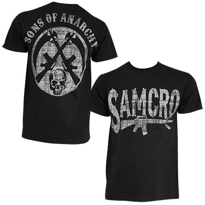 T-shirt Sons of Anarchy - Rifle