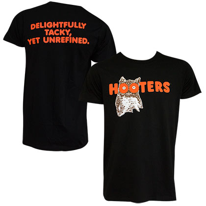 T-shirt Hooters pour homme