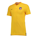 Polo Atletico Madrid 2017-2018 (Or)
