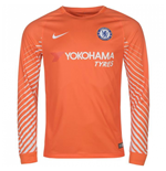 Maillot 2017/18 Chelsea 2017-2018 Home (Orange)