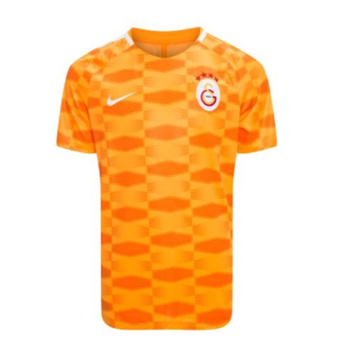 T shirt Galatasaray 2017 2018 (Orange)