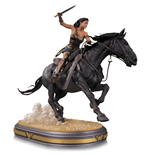 Wonder Woman Movie statuette Deluxe 1/6 Wonder Woman on Horseback 45 cm --- EMBALLAGE ENDOMMAGE