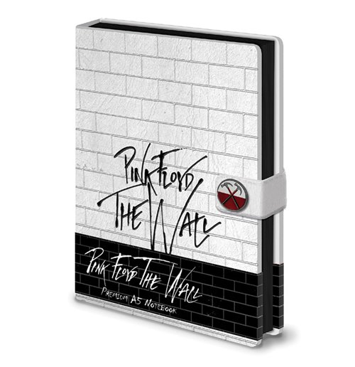 Cahier Pink Floyd - The Wall