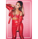 Poster Ariana Grande - Red