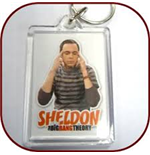 Porte-clés The Big Bang Theory - Sheldon