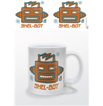 Tasse The Big Bang Theory - Shel Bot