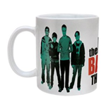 Tasse Big Bang Theory - Green