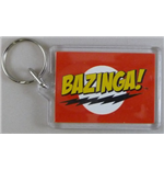 Porte-clés Big Bang Theory - Bazinga
