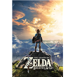 Poster The Legend of Zelda: Breath Of The Wild