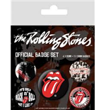 Épinglettes The Rolling Stones - Classic