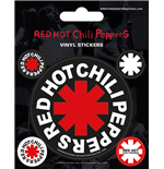 Autocollant Red Hot Chili Peppers 271871