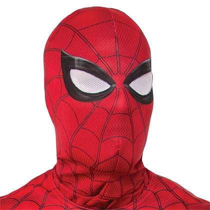 Masque Costume Spiderman