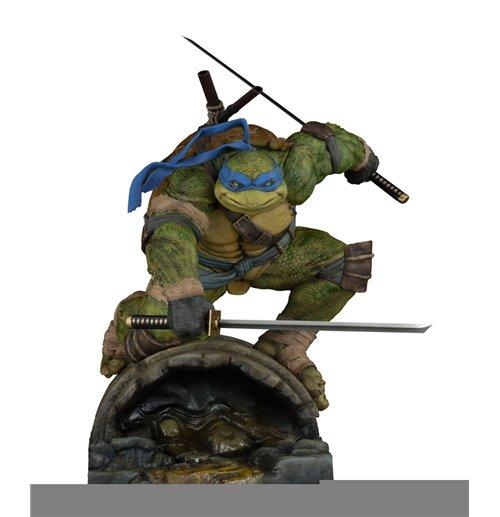 Achetez les tortues ninja statuette leonardo 37 cm - Leonardo tortues ninja ...